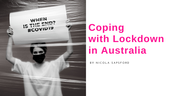 Coping with Lockdown Australia