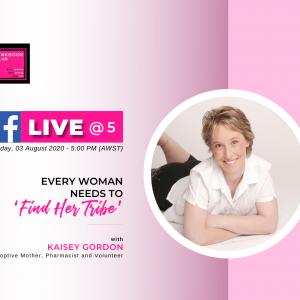 Live @ 5 with Kaisey Gordon