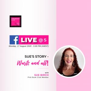 Live @ 5 with Sue Birch