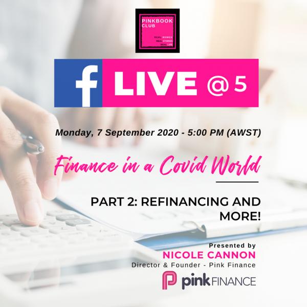 Pink Finance Part 2