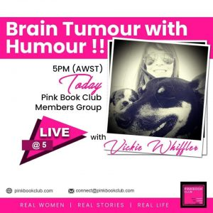 Live @ 5 with Vickie Whiffler Part 1