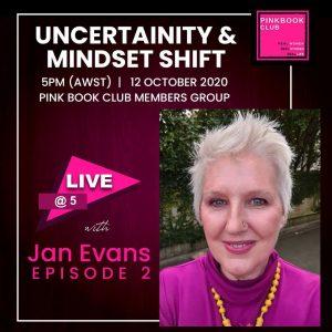 Live at 5 with Jan Evans (Episode 2)