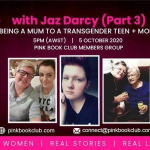 Live @ 5 with Jaz Darcy (Part 3)