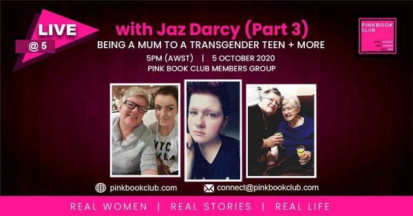 Live @ 5 with Jaz Darcy